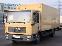 Грузовик Фургон промтоварный MAN TGL 7.150, 2005 г.
